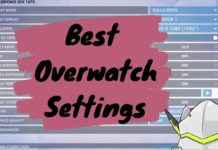 best overwatch settings for pc