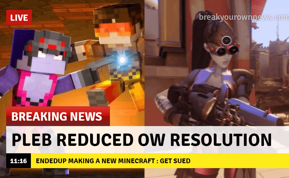 overwatch resolution