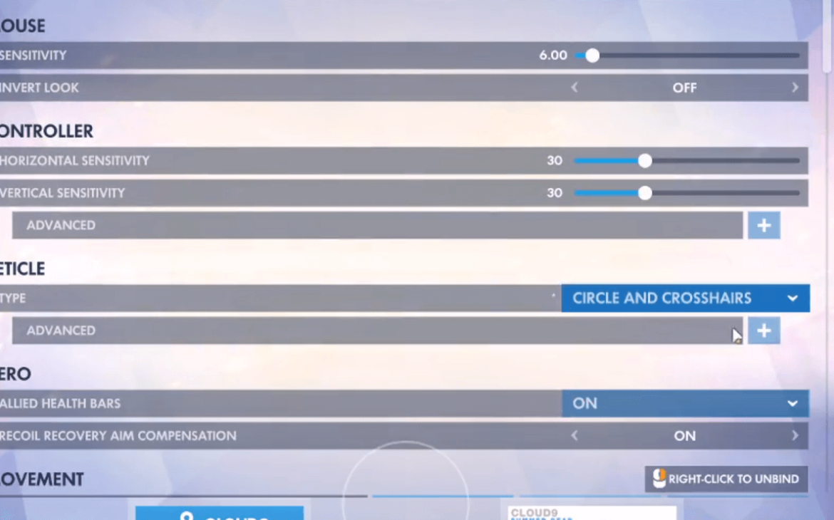 surefour macree settings