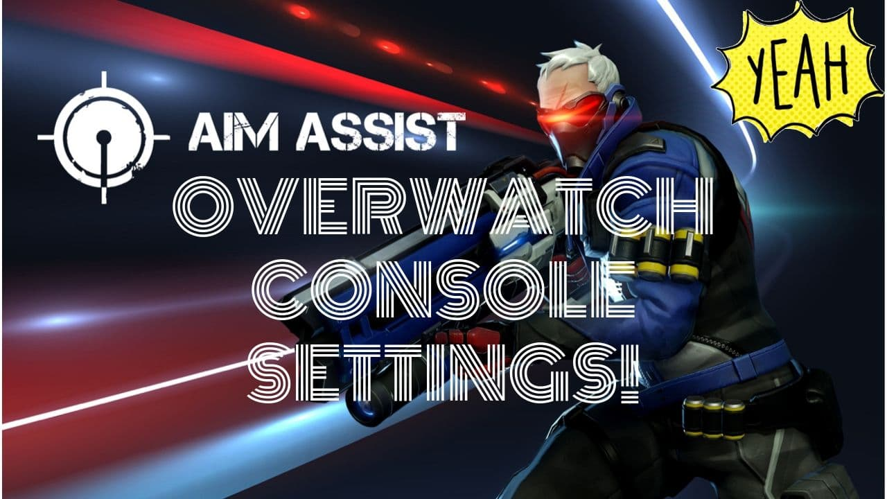 overwatch console settings