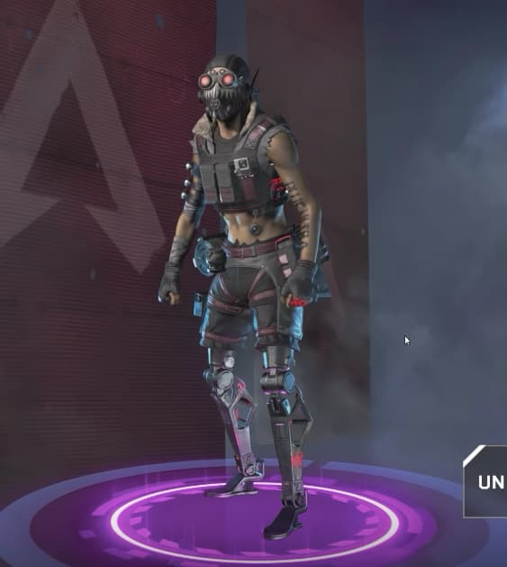 apex legends Daemon Hunter