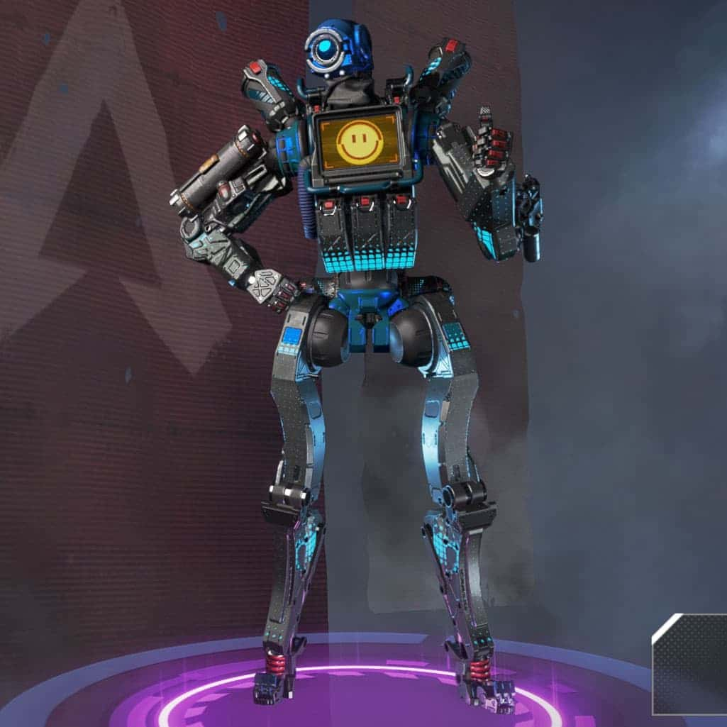 Apex Legends neural net Skin Pathfinder