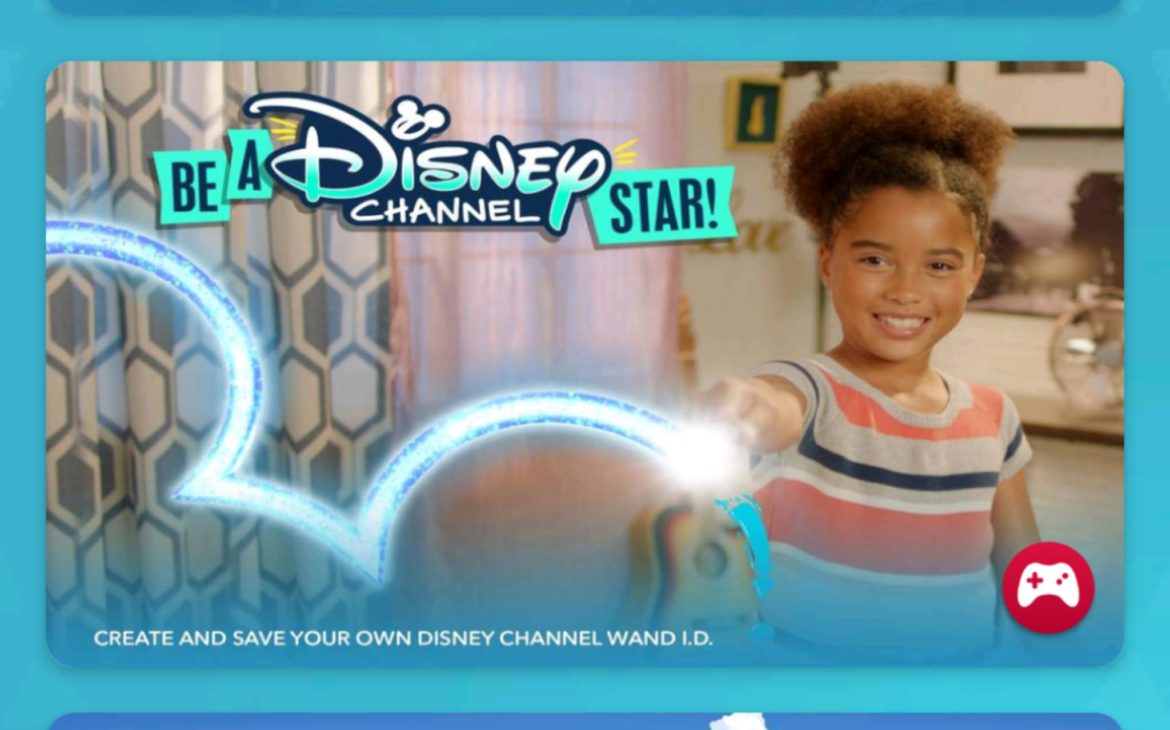 Disney Filter App how to do disney channel intro challenge