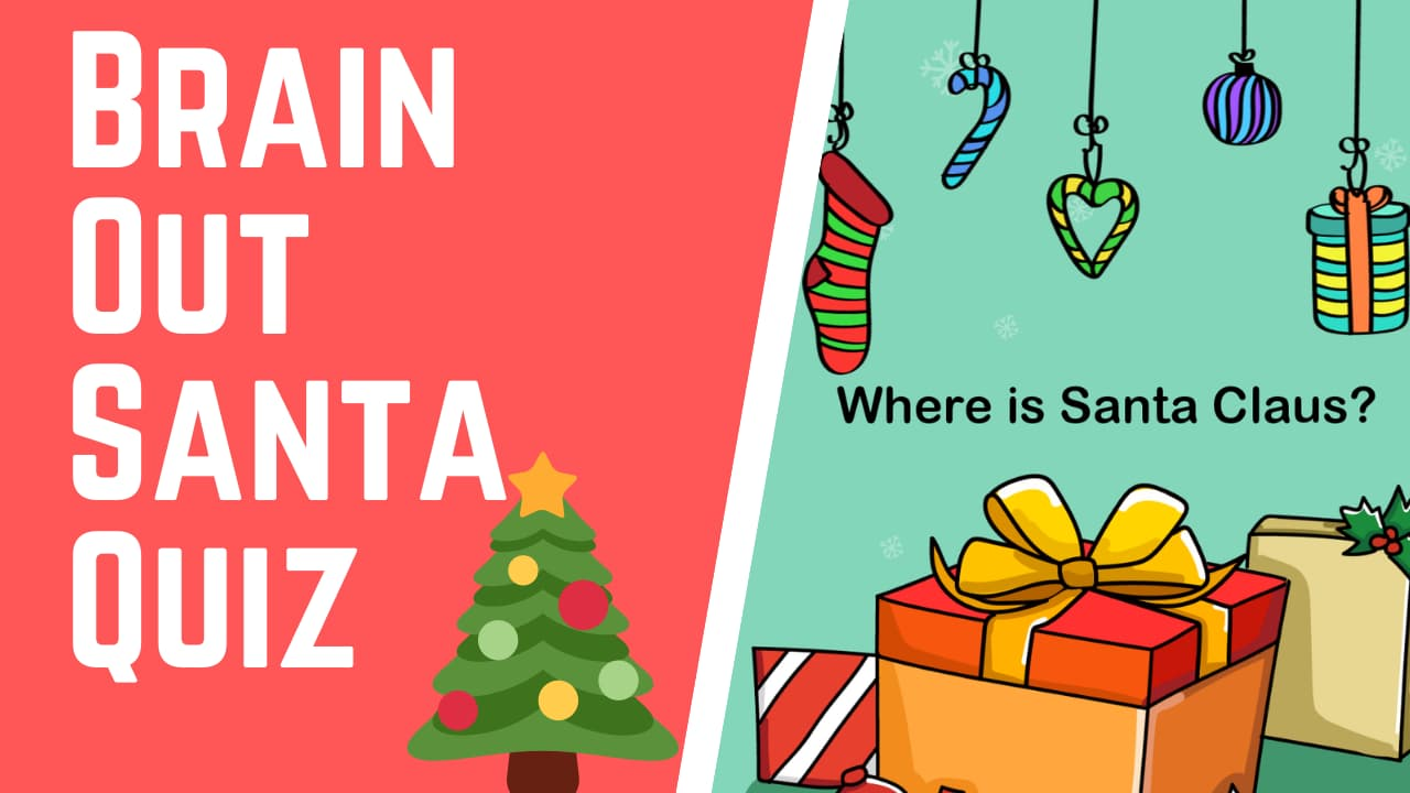 brain out santa quiz hints