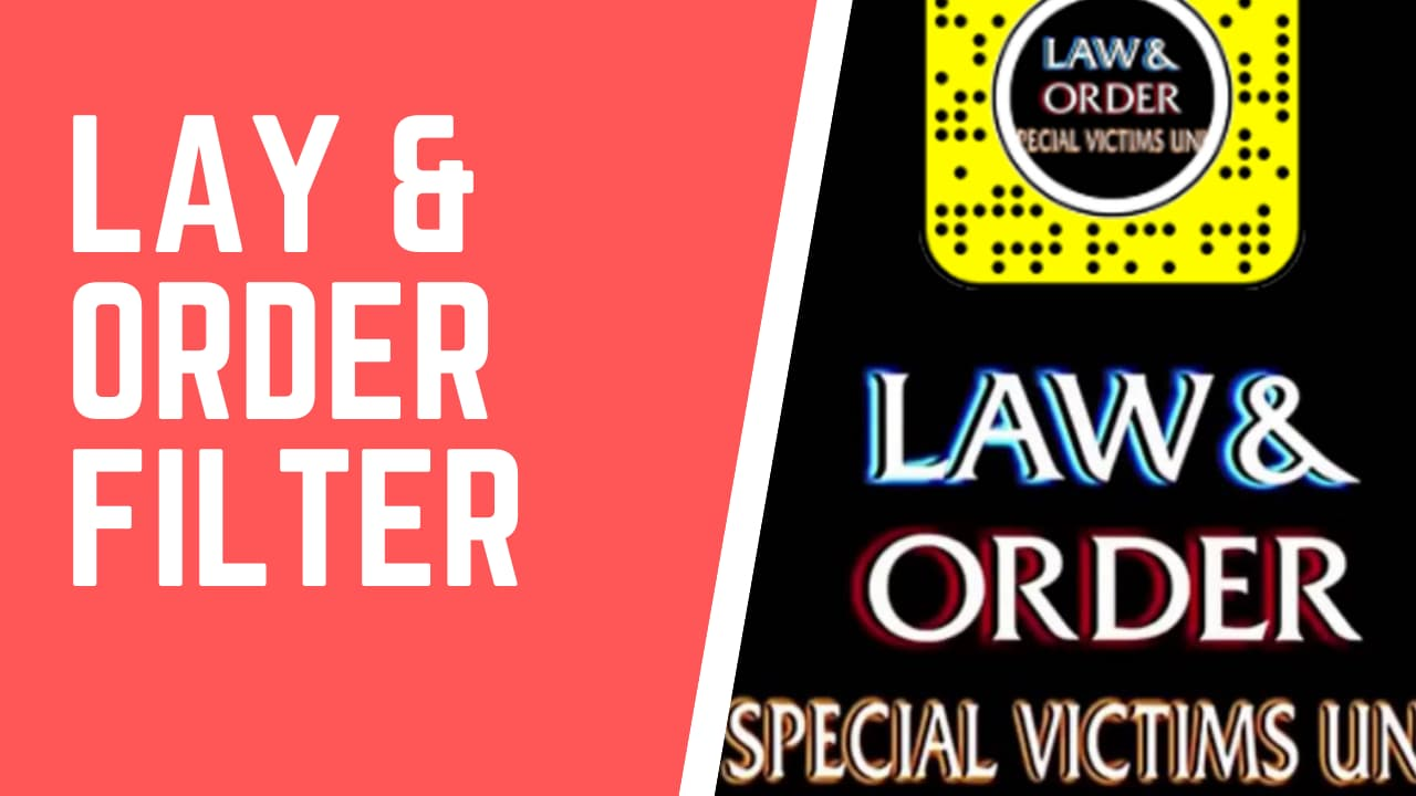 LAW AND ORDER LENS