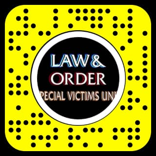 Law and Order Snapchat Filter