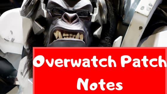 overwatch console patch ps4
