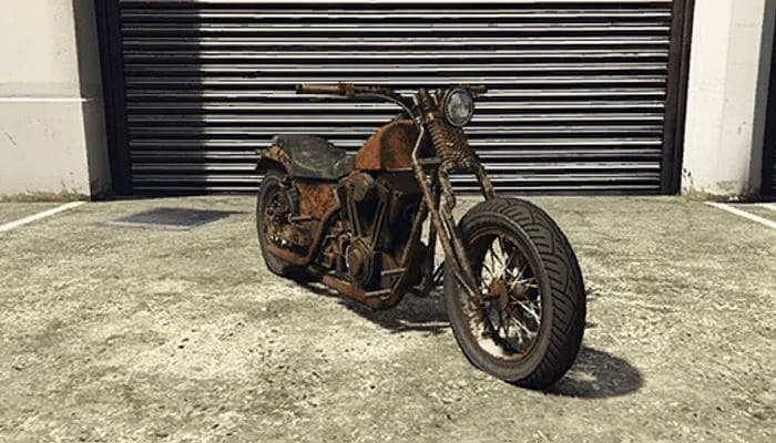 rat bike Gta 5