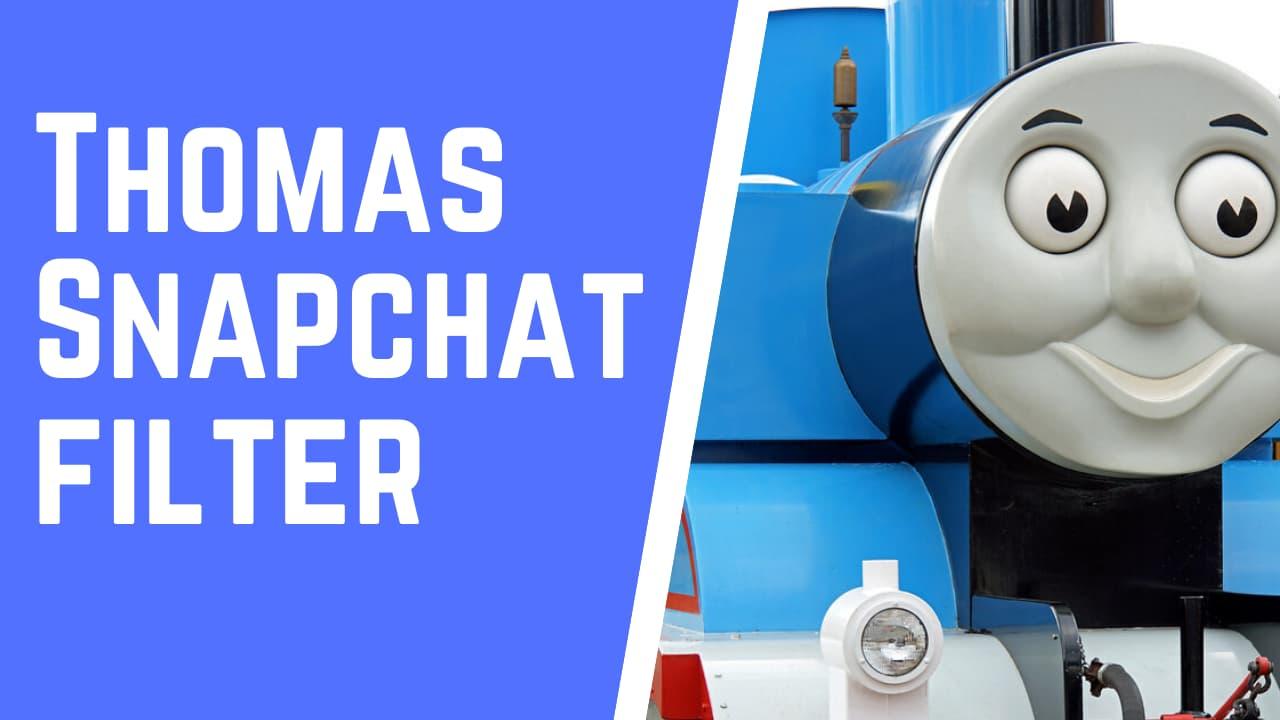 thomas snapchat lens