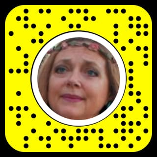 How to get Carole baskin snapchat filter Snapcode