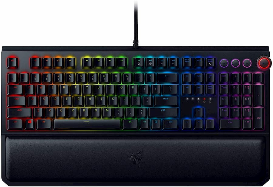 keyboard for warzone