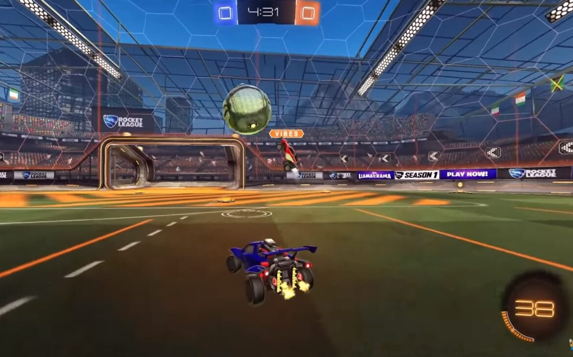 Is Rocket League Crossplay